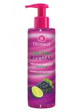 Dermacol Aroma Ritual Liquid Soap Grape & Lime 250ml
