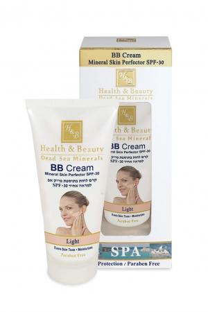 BB Cream - Mineral Skin Perfector SPF-30 - Light