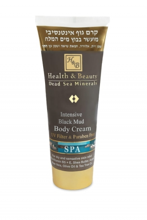 Intensive Black Mud Body Cream