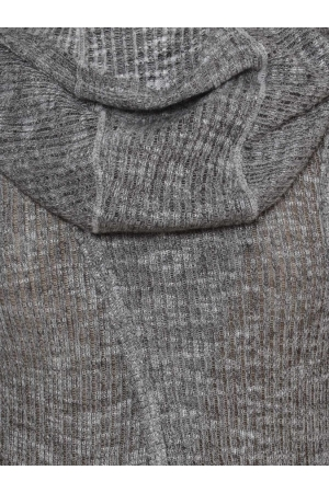 Μπλούζα με Άνοιγμα Κρουαζέ στη Πλάτη