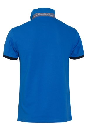 Polo T-Shirt with Apliques