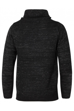 Shawl-Collar Sweater for Men