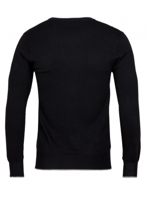 Viscose Sweater V Neck