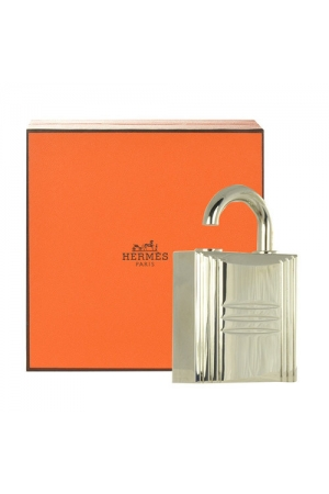 Hermes Pure Perfume Lock Spray Refillable 7,5ml Refillable Silver