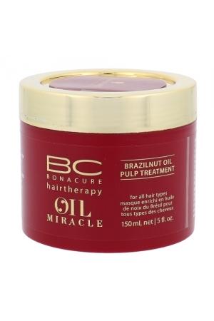 Schwarzkopf BC Bonacure Oil Miracle Brazilnut Oil Treatment 150ml All Hair Types