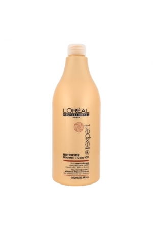 L/oreal Professionnel Serie Expert Nutrifier Conditioner 750ml (Damaged Hair - Dry Hair)