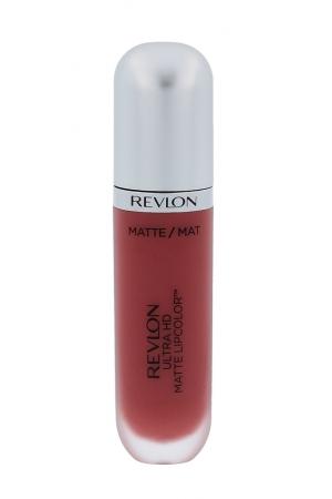 Revlon Ultra Hd Matte Lipcolor Lipstick 5,9ml 655 Hd Kisses (Matt)