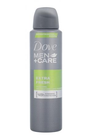 Dove Men + Care Extra Fresh Antiperspirant 150ml Alcohol Free 48h (Deo Spray)