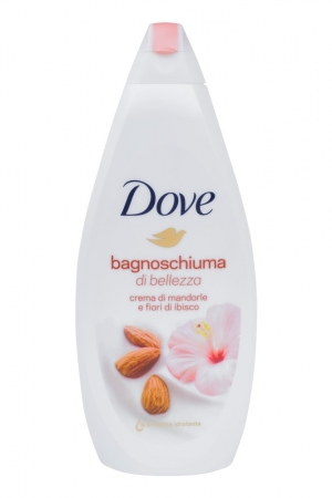Dove Purely Pampering Almond Cream Bath Foam 700ml