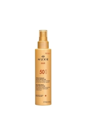 Nuxe Sun Melting Spray Sun Body Lotion 150ml Waterproof Spf50