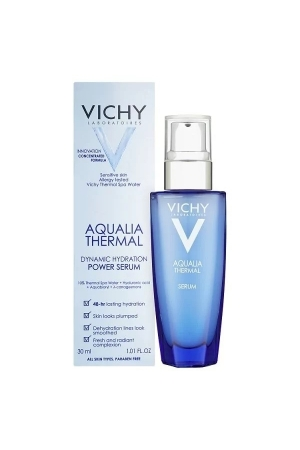 Vichy Aqualia Thermal Dynamic Hydration Skin Serum 30ml (All Skin Types - For All Ages)