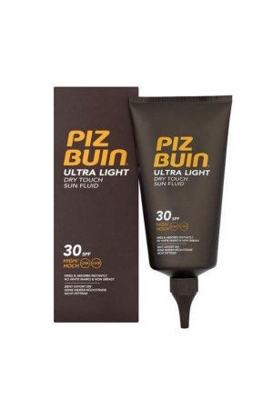 Piz Buin Ultra Light Dry Touch Sun Fluid Sun Body Lotion 150ml Spf30