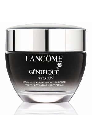 Lancome Genifique Repair Youth Activating Night Skin Cream 50ml (Wrinkles - All Skin Types)