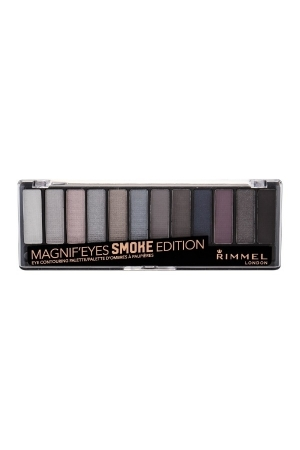 Rimmel London Magnif Eyes Contouring Palette Eye Shadow 14,16gr 003 Smoke Edition