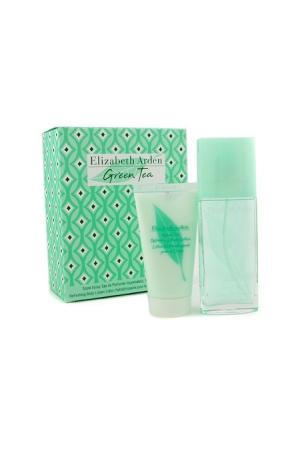 Elizabeth Arden Green Tea Eau De Parfum 100ml Combo: Edp 100ml + 100ml Body Lotion