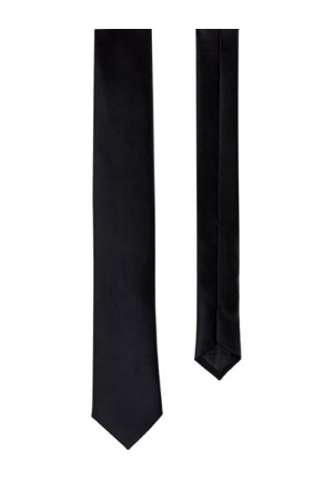 Men's Silk Ties in Black