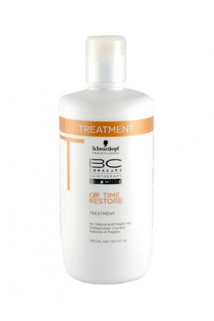 Schwarzkopf BC Cell Perfector Q10 Time Restore Treatment 750ml