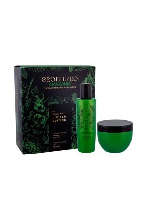 Orofluido Amazonia Shampoo 200ml Combo Shampoo 200 Ml + Hair Mask 250 Ml