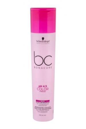 Schwarzkopf Bc Bonacure Ph 4.5 Color Freeze Rich Shampoo 250ml (Colored Hair)