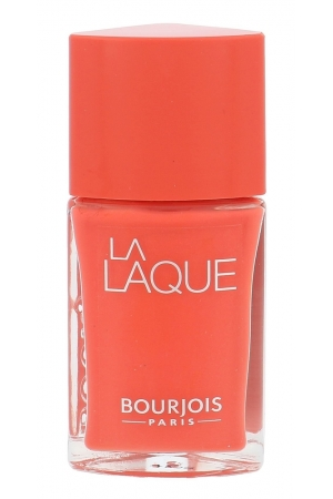 Bourjois Paris La Laque Nail Polish 10ml 3 Orange Outrant