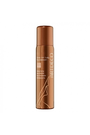 Artdeco Spray On Leg Foundation Self Tanning Product 100ml 5 Sun Tan