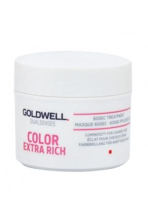Goldwell Dualsenses Color Extra Rich 60 Sec Treatment Hair Mask 200ml (Coarse Hair)