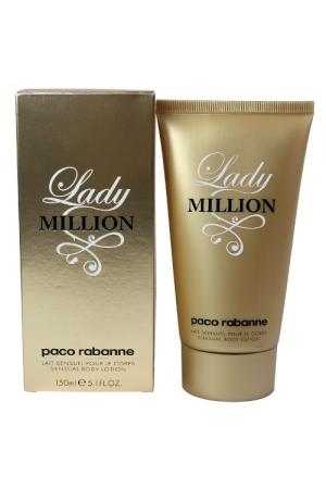 Paco Rabanne Lady Million Body Lotion 200 ml (woman)