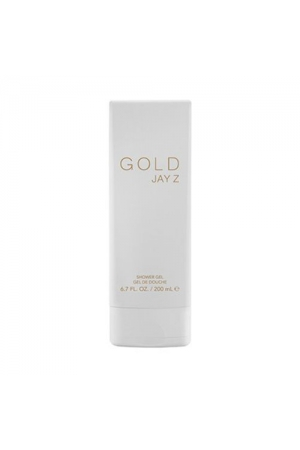 Jay-Z Gold Shower Gel 200ml