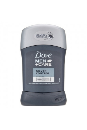 Dove Men + Care Silver Control Antiperspirant 50ml 48h (Deostick)