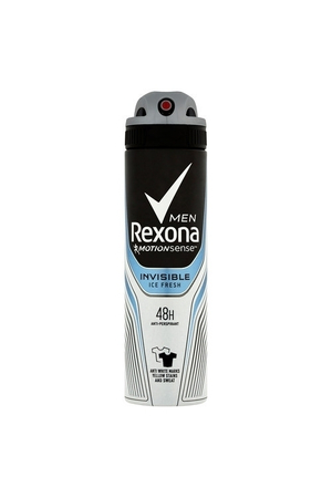 Rexona Men Motionsense Invisible Ice Fresh Antiperspirant In Spray 150ml