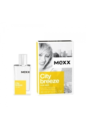 Mexx City Breeze For Her Eau De Toilette 50ml