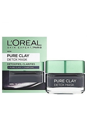 L'Oreal Paris Pure Clay Detox Mask 50 ml