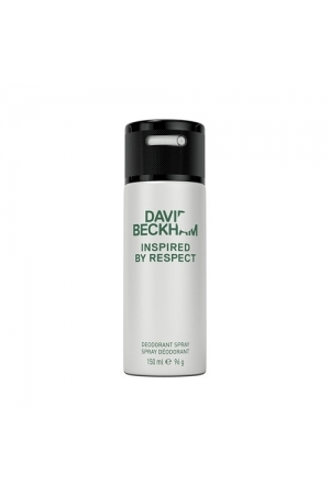 David Beckham Inspired By Respect Deospray 150ml