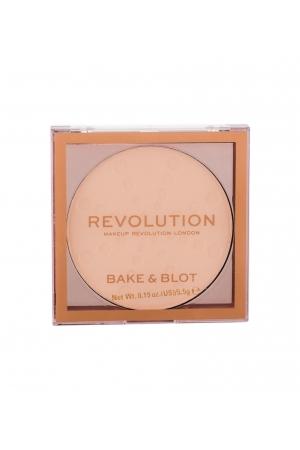 Makeup Revolution London Bake Blot Powder 5,5gr Lace