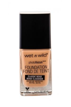 Wet N Wild Photo Focus Makeup 30ml Classic Beige