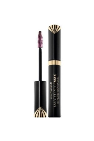 MAX FACTOR Masterpiece Max High Volume And Definition Mascara pogrubiajacy 01 Black 7,2ml