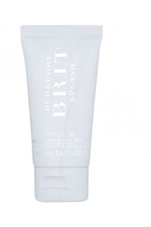 Burberry Brit Splash Shower Gel 50ml For Him