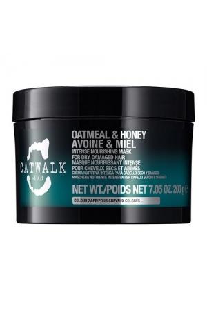 Tigi Catwalk Oatmeal & Honey Hair Mask 200gr (Damaged Hair)