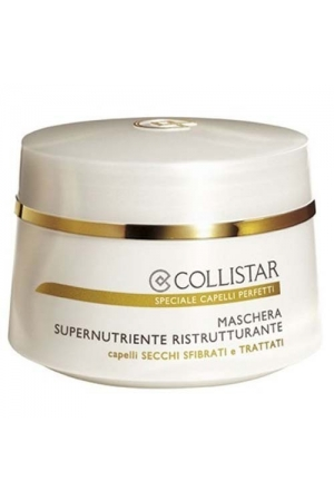 Collistar Nourishment And Lustre Supernourishing Mask Hair Mask 200ml (Dry Hair)