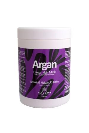 KALLOS Argan Colour Hair Mask 1000ml