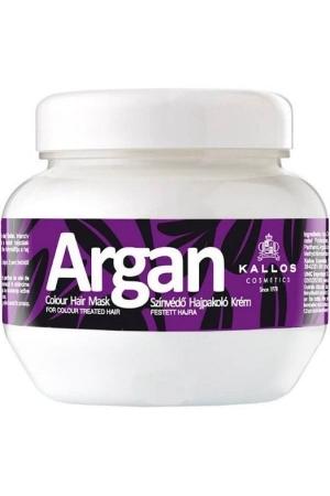 KALLOS Argan Colour Hair Mask 275ml