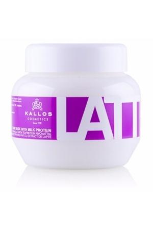 KALLOS Latte Hair Mask With Milk Protein 275ml