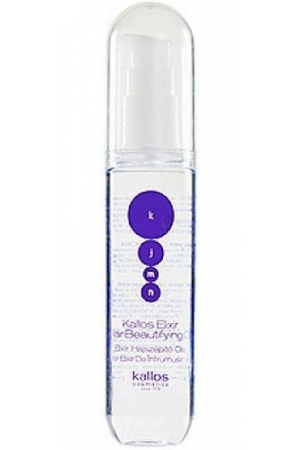 Kallos Elixir Hair Beautifying Oil 50ml