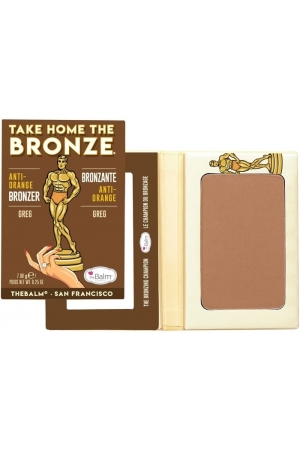 Thebalm Take Home The Bronze Bronzer 7gr Greg