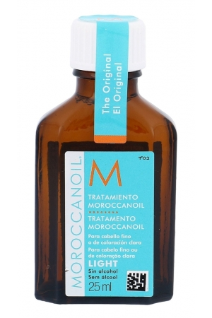 Moroccanoil Treatment Light Oil Hair Oils And Serum 25ml (All Hair Types)