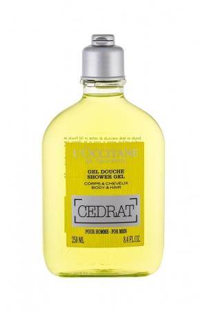 L/occitane Cedrat Shower Gel 250ml