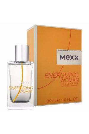 Mexx Energizing Woman Eau De Toilette 30ml