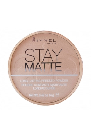 Rimmel London Stay Matte Powder 14gr 004 Sandstorm