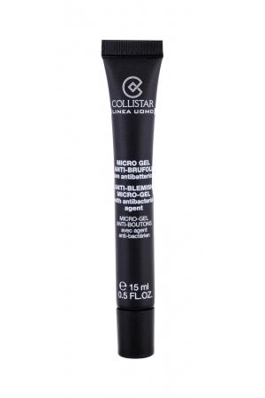COLLISTAR Uomo Anti-Blemish Micro-Gel antybakteryjny zel do twarzy przeciw niedoskonalosciom 15ml
