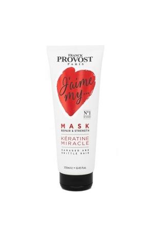 Franck Provost Paris J/aime My... Keratine Miracle Hair Mask 250ml (Damaged Hair)
